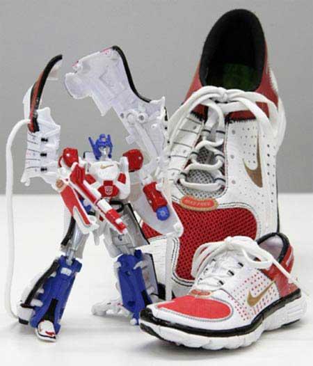 transformer-shoe