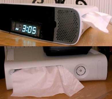 xbox 360 tissue mod