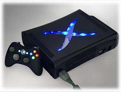 Black Chameleon xbox 360 mods