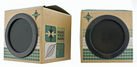 Eco Cube Speakers
