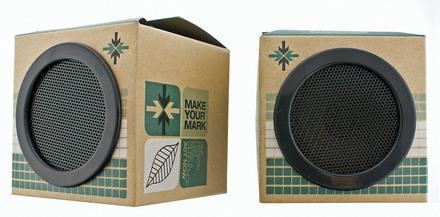 Eco Cube Speakers