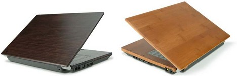 ASUS Ecobook is made of bamboo