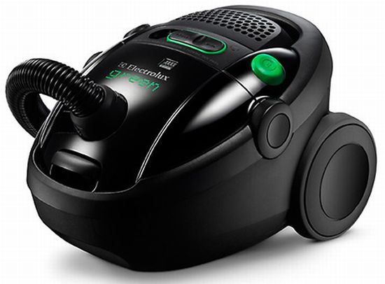 Electrolux Ultra Silencer Green Vacuum Cleaner
