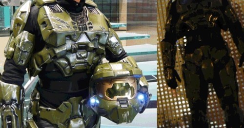 Master Chief Collector's Costume