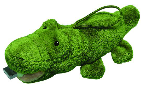 USB Crocodile Memory Stick