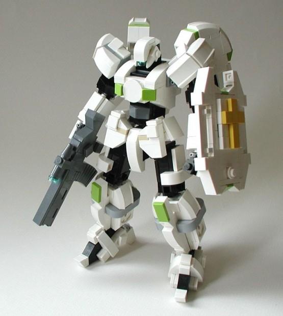 Venus Gospel Lego Creation