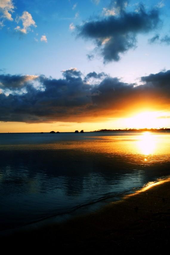 Sunset retina