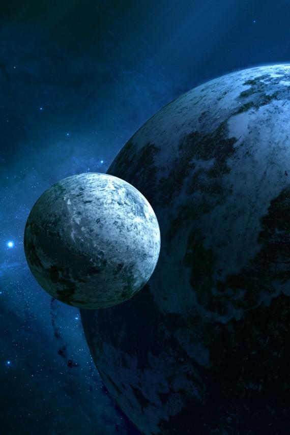 Universe 3 wallaper