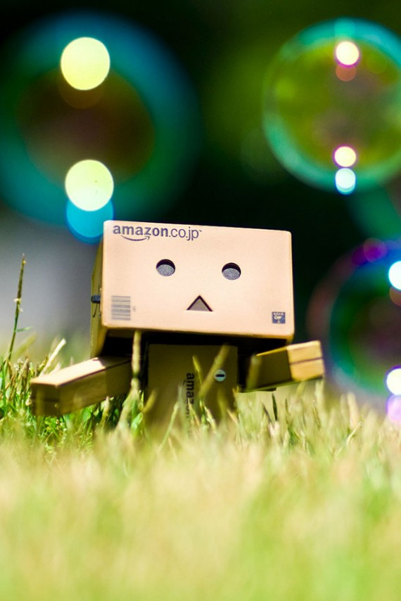 Amazon Mascot