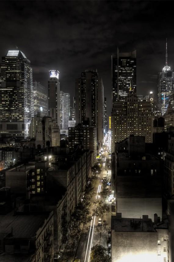 cityscape retina Wallpaper