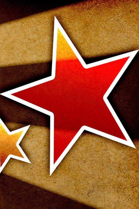 Star Stripe Wallpaper