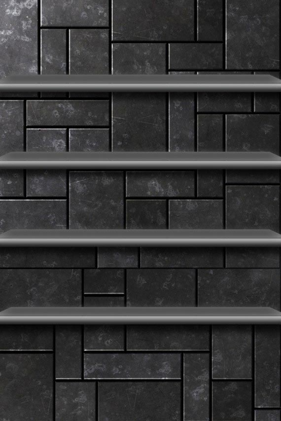 Shelf Wallpaper HD