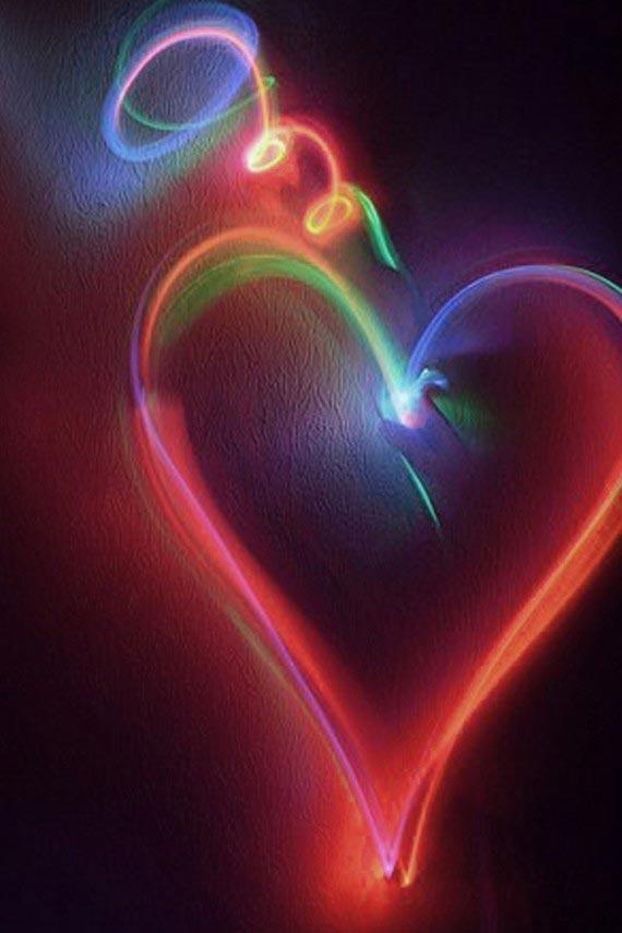 Heart iPhone