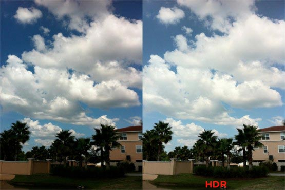iPhone HDR Photography