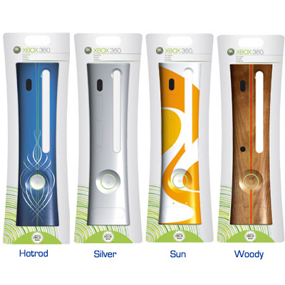 xbox 360 faceplate
