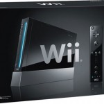 The All New Black Nintendo Wii