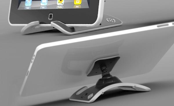iPad Stand cum iPad dock