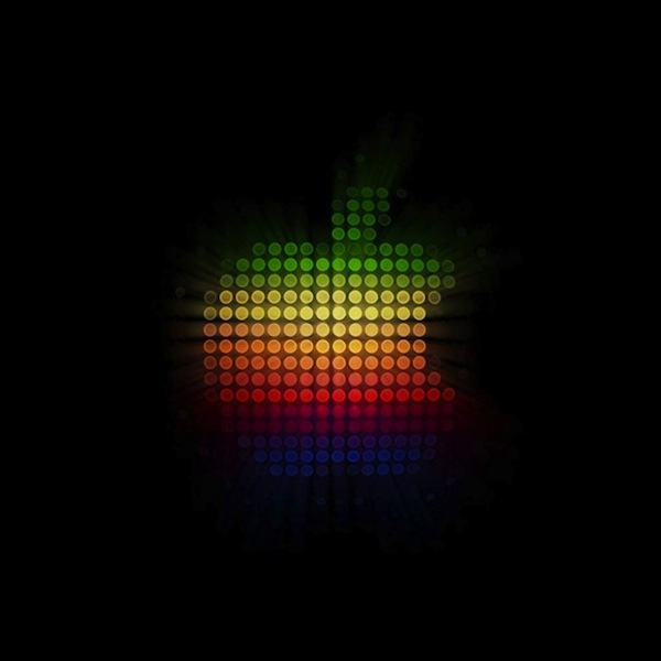 Apple Dots Logo