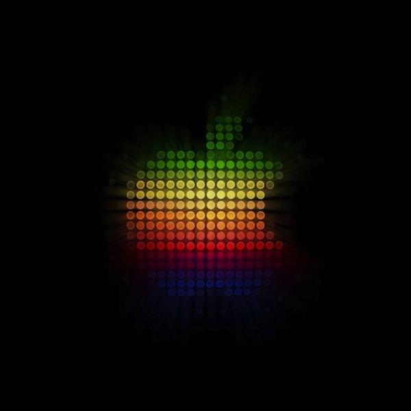 Apple Dots Logo