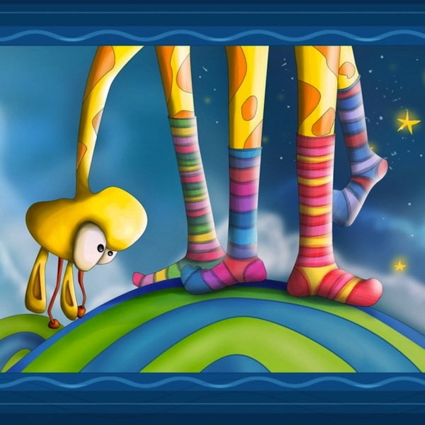 Colorful iPad 2 Wallpaper