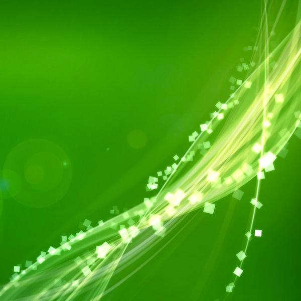 Green Ipad 2