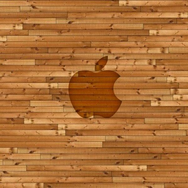 Wooden Apple Planks