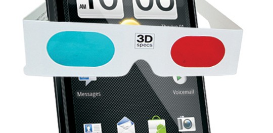 HTC Evo 3D – Specifications and Review