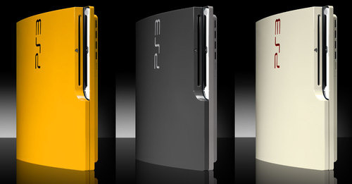 Colorware PS3 Mods
