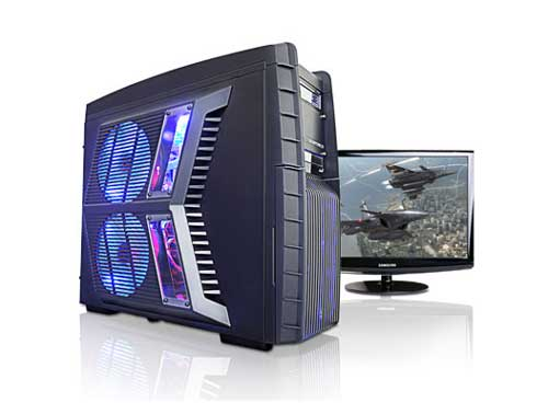CyberPower Gaming PC Black Pearl