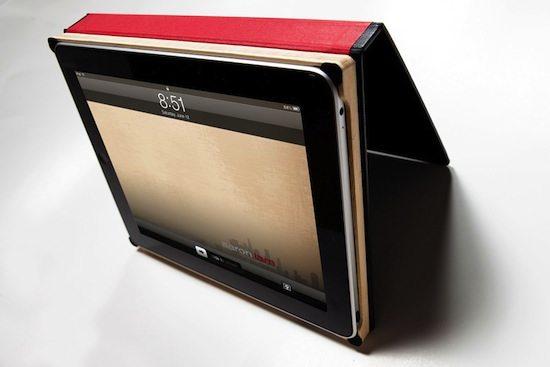 Dodo Hand made iPad Case