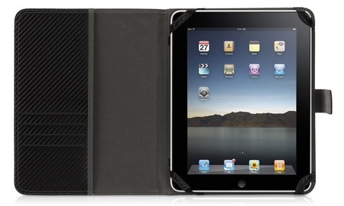 Griffin iPad Leather Case