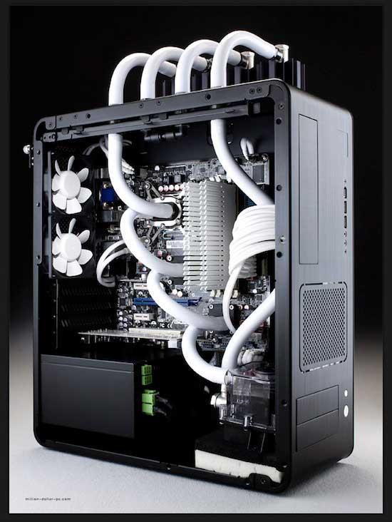 Lian Li PC-A01 Custom Case
