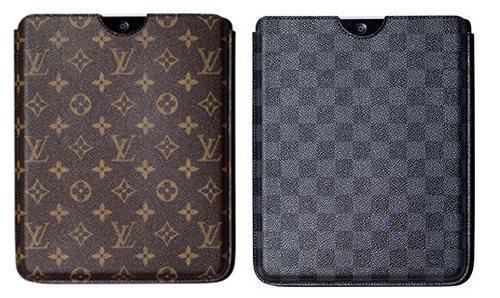 Louis Vuitton Luxury Designer iPad Case