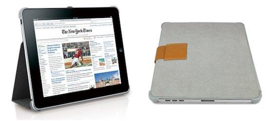 Macally BookStand iPad Case
