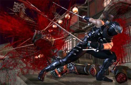 Ninja Gaiden ps2
