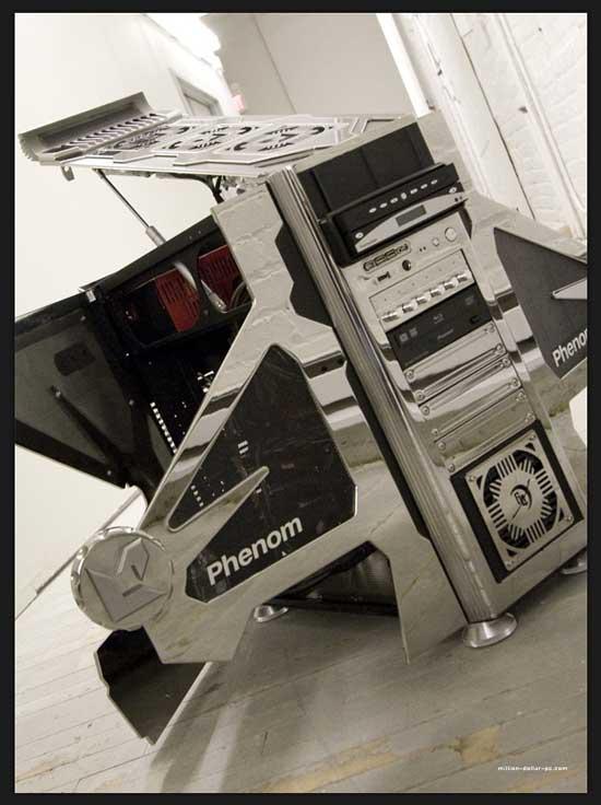 Phenom Computer Case