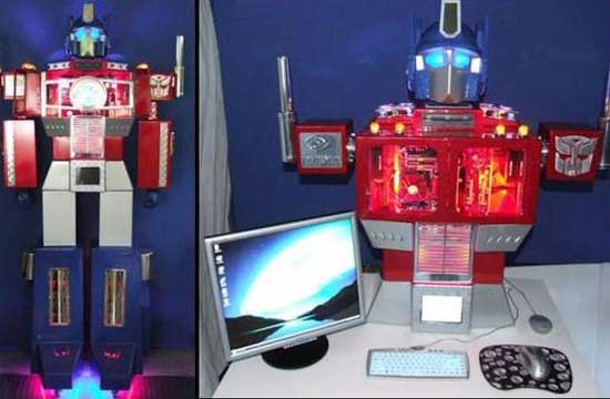 Transformers Custom PC mod