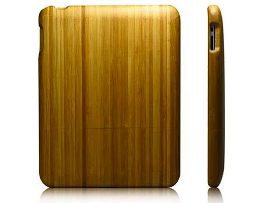True Bamboo iPad Case