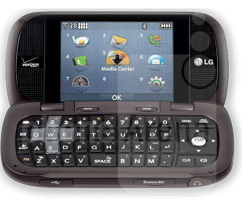 Verizon LG Octane