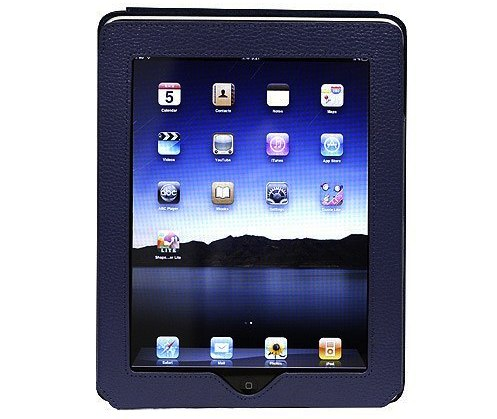 CaseCrown Leather iPad Case
