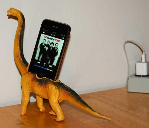 Dinosaur Stand DIY