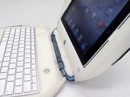 ipad ibook with Keyboard