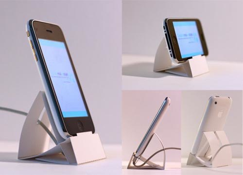 DIY Stand for iPhone