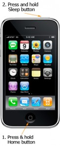 hard reset of iphone how to reset iphone easily reset and soft reset 14248