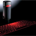 Laser Keyboard and How it Works
