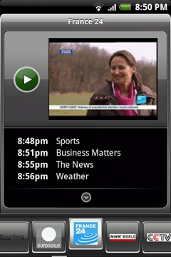 spb tv fo android