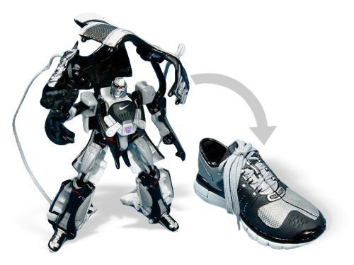 transformers shoes