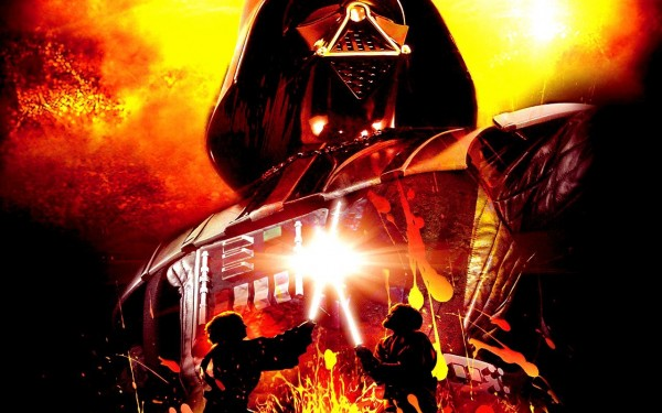 Darth Vader Revenge