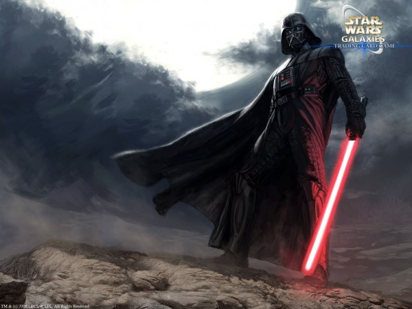 Star Wars Galaxy Darth Vader