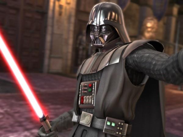Darth Vader Soul Caliber
